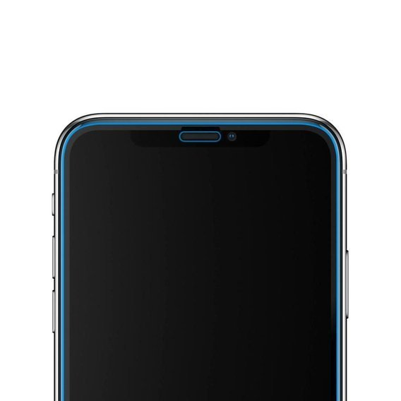 Szkło Hartowane SPIGEN do iPhone 11 Pro / Xs / X - Full Cover