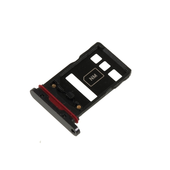 Tacka karty SIM / NM CARD do Huawei P30 Pro - Black