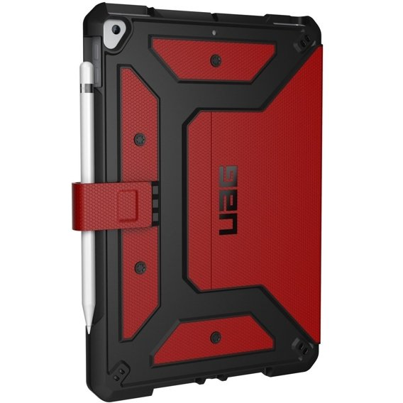 UAG Urban Armor Gear Etui do iPad 10.2 2019 - Metropolis - Red