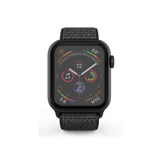 Whitestone Dome Glass 2 x Szkło Hartowane Apple Watch 4/5 44mm - Clear